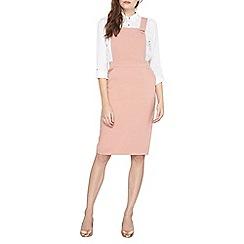Dorothy Perkins - Blush tie pinny dress