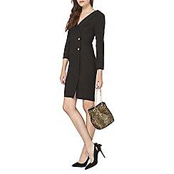 Dorothy Perkins - Black tux dress