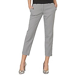 Dorothy Perkins - Dogtooth ankle grazer trousers