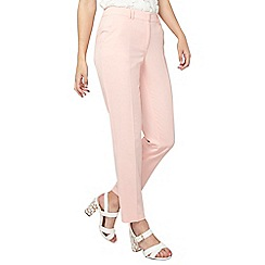 Dorothy Perkins - Tall blush ankle grazer trousers