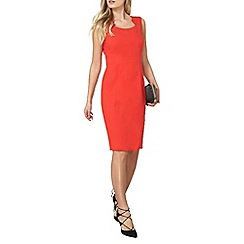 Dorothy Perkins - Red entry pencil dress