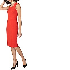 Dorothy Perkins - Tall red pencil dress