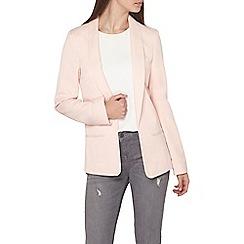 Dorothy Perkins - Tall blush crepe jacket
