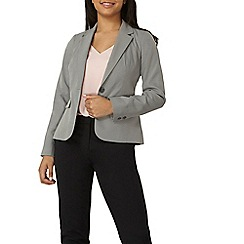 Dorothy Perkins - Grey suit jacket
