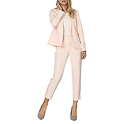 Dorothy Perkins - Blush cool suit trousers