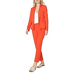 Dorothy Perkins - Red cool suit trousers
