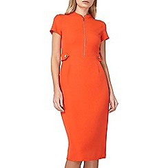 Dorothy Perkins - Grendadine zip dress