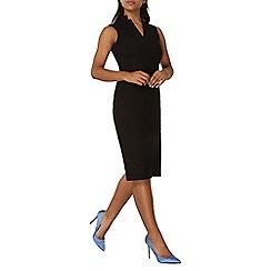 Dorothy Perkins - Black sleeveless pencil dress