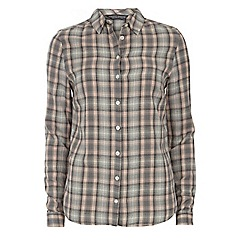 Dorothy Perkins - Tall linear check shirt