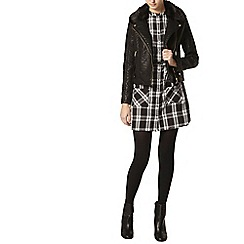 Dorothy Perkins - Tall check shirt dress