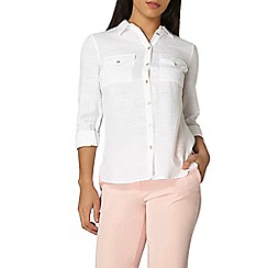 Dorothy Perkins - Ultimate white summer shirt