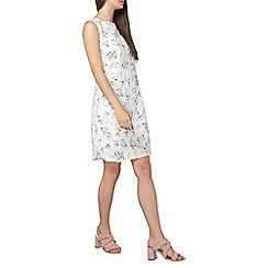 Dorothy Perkins - Tall printed broderie shift dress