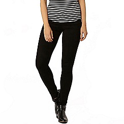 Dorothy Perkins - Black high waist bailey skinny