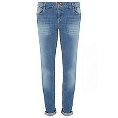 Dorothy Perkins - Midwash harper skinny jeans