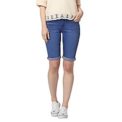 Dorothy Perkins - Bright blue knee short