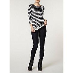 Dorothy Perkins - Indigo skinny jeans