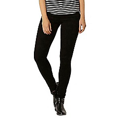 Dorothy Perkins - Black high waist 'bailey' jeans