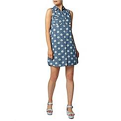 Dorothy Perkins - Daisy sleeveless shirt dress