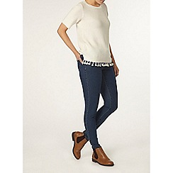 Dorothy Perkins - Mid wash skinny jeans