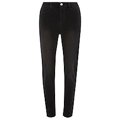 Dorothy Perkins - Tall charcoal frankie jeggings