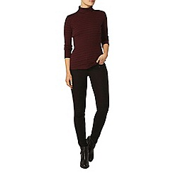 Dorothy Perkins - Black gem bailey skinny jeans