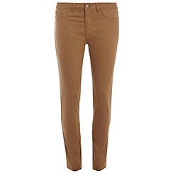 Dorothy Perkins - Tall tan frankie jeggings