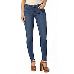 Dorothy Perkins - Midwash darcy authentic super skinny jean