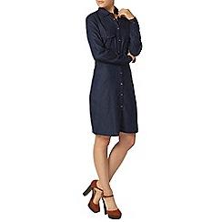 Dorothy Perkins - Utility denim shirt dress