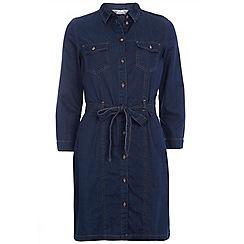 Dorothy Perkins - Tall tie waist shirt dress
