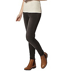 Dorothy Perkins - Charcoal frankie skinny jeans