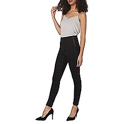 Dorothy Perkins - Black 'lyla' high waisted tube