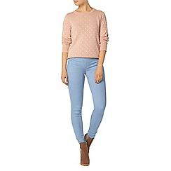 Dorothy Perkins - Ice blue 'eden' ultra soft jeans