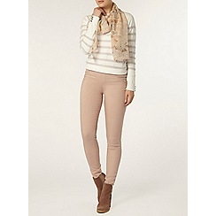 Dorothy Perkins - Dusky pink 'eden' ultra soft jeggings