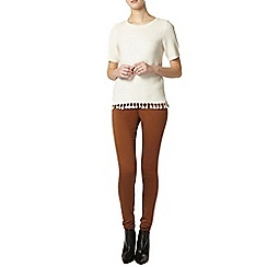 Dorothy Perkins - Tall cinnamon eden ultra soft jeggings