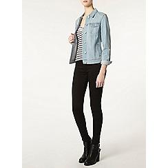 Dorothy Perkins - Tall bleach denim jacket