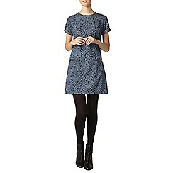 Dorothy Perkins - Tall daisy zip denim tunic