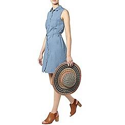 Dorothy Perkins - Tall denim shirt dress
