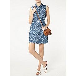 Dorothy Perkins - Tall daisy shirt dress