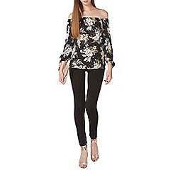 Dorothy Perkins - Tall black frankie jeggings