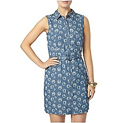 Dorothy Perkins - Daisy sleeveless shirt dress