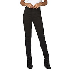 Dorothy Perkins - Black eden high waisted jeggings