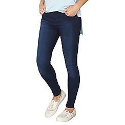 Dorothy Perkins - Blue 'bailey' ultra stretch skinny jeans
