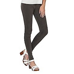 Dorothy Perkins - Charcoal premium bailey ultra stretch jeans