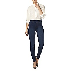 Dorothy Perkins - Tall high waisted midwash jeggings