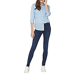 Dorothy Perkins - New blue acid eden ultra-soft jeggings