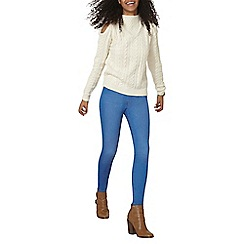 Dorothy Perkins - Fresh blue eden ultra soft jeggings