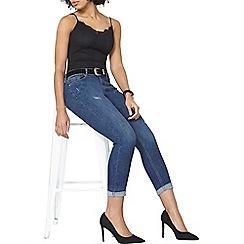 Dorothy Perkins - Blue summer corey jeans
