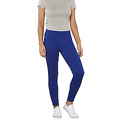 Dorothy Perkins - Cobalt eden ankle grazer ultra soft jeggings