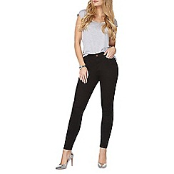 Dorothy Perkins - Black shape and lift jeans