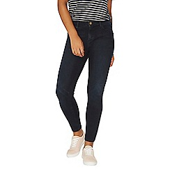 Dorothy Perkins - Blue and black darcy ankle grazer jeans